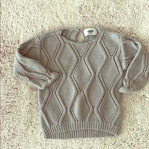 Old Navy children's sweater (girl)